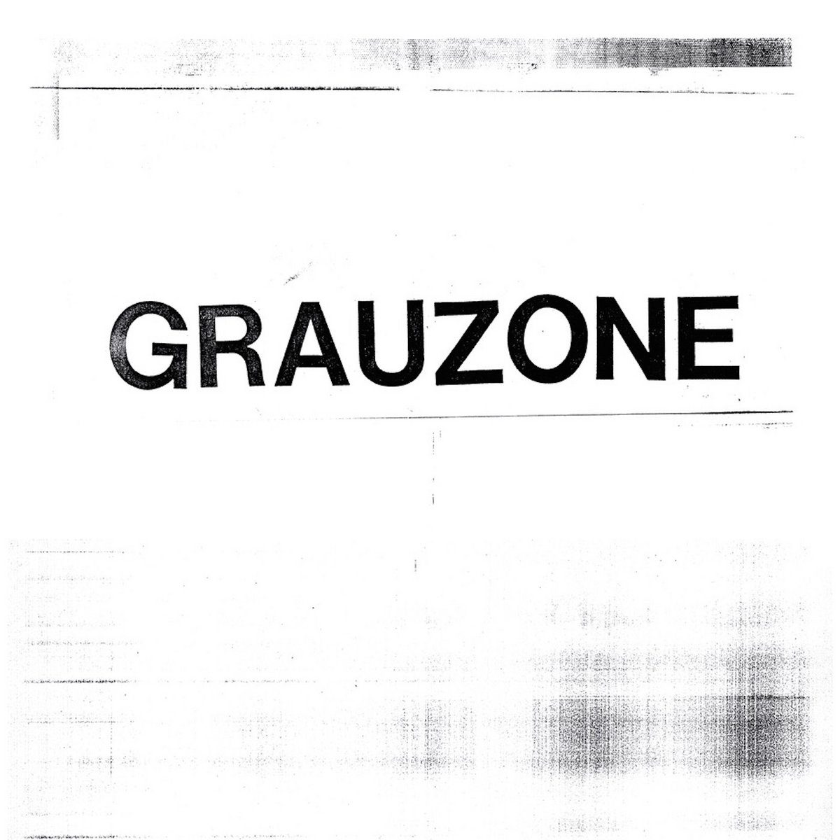 Grauzone see debut (and only) album 'Grauzone (D No. 37)' re-released as 40th anniversary edition
