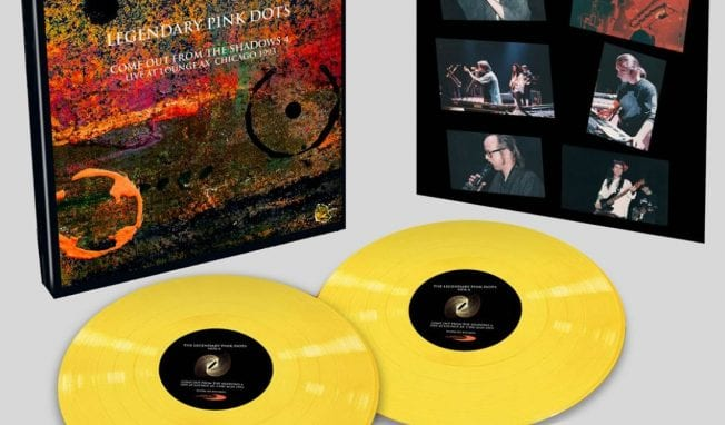 Legendary Pink Dots to release legendary live recording from Chicago 1993