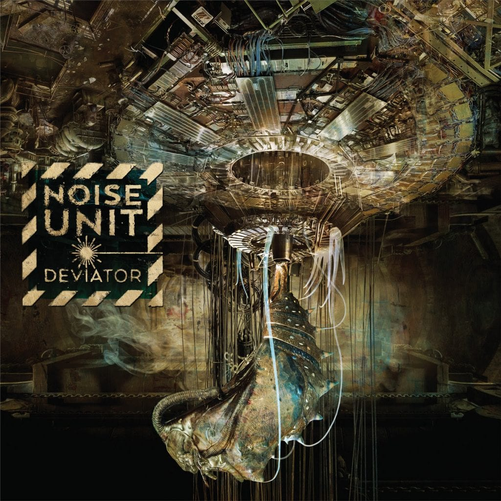 Noise Unit announces first new album in over 15 years:'Deviator'