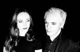 Duran Duran's Nick Rhodes and British artist and singer/violinist Wendy Bevan release 2nd collaborative album