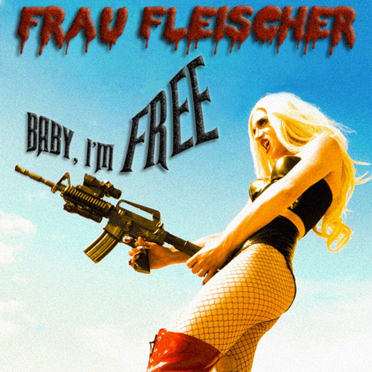 Frau Fleischer release new single/official video 'Baby I'm Free'
