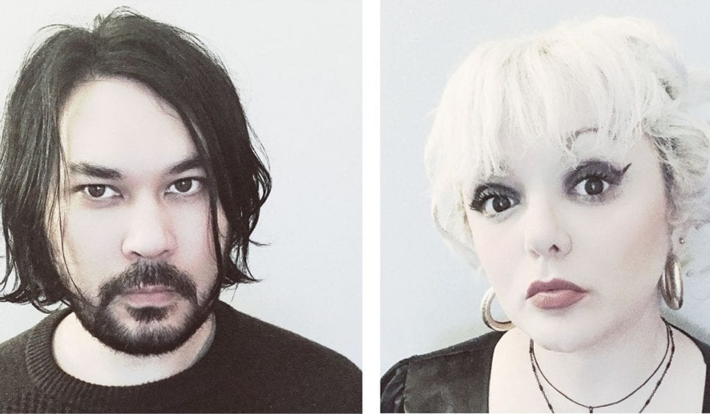 Scottish darkwave duo Hanging Freud back with 6th album,'Persona Normal' - check out the single video'Antidote/Immune'