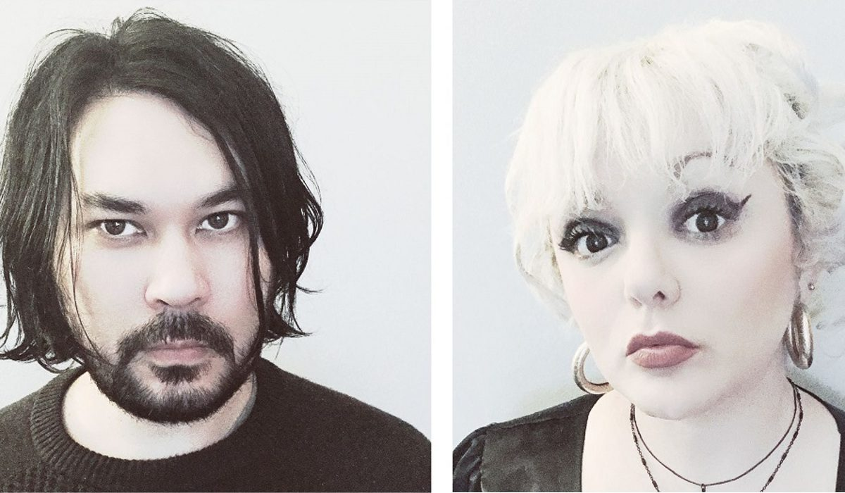 Scottish darkwave duo Hanging Freud back with 6th album, 'Persona Normal' - check out the single video 'Antidote/Immune'