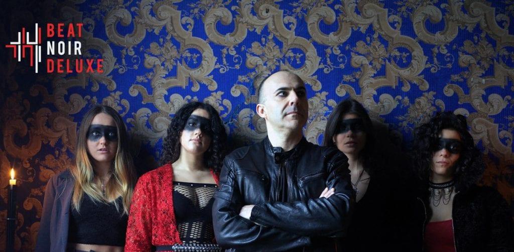 Italian electropop act Beat Noir Deluxe goers Italo Disco on new single'Compassion'