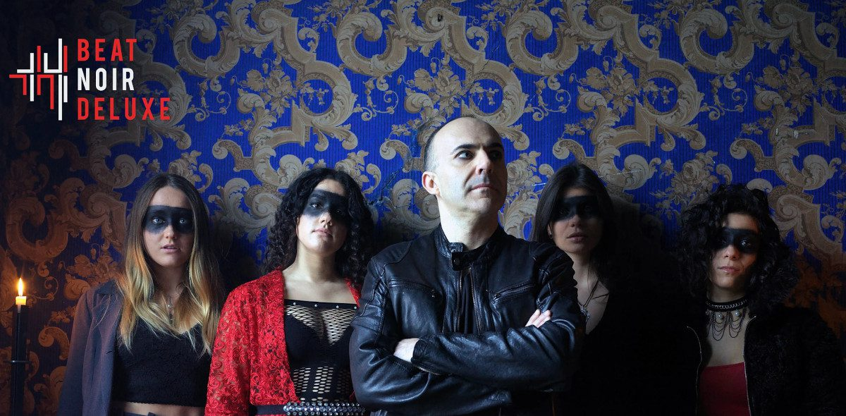 Italian electropop act Beat Noir Deluxe goers Italo Disco on new single 'Compassion'