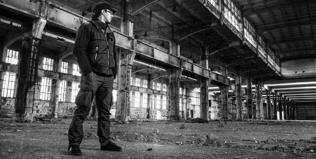 Planetdamage back with'Relapse Protocol - The Remixes' holding 8 remixes