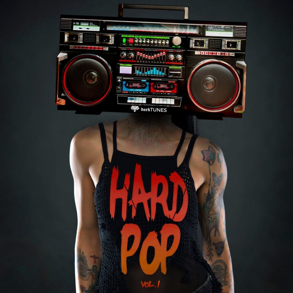 darkTunes unleashes label's roster on radio hits for'Hard Pop, Vol. 1' compilation