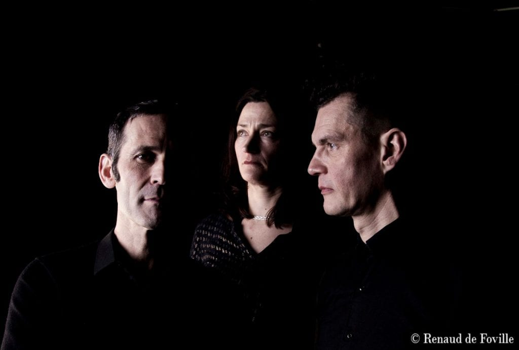 French post-punk band Versari gets Gareth Jones remix on new EP'Brûle'