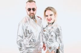 German synthpop act X-O-Planet return with 3rd album: 'X'