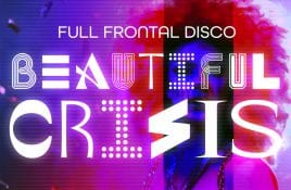 Brand new electro pop project Frontal Disco lands first single - and we get (happily!) thrown back to Erasure anno 1994....