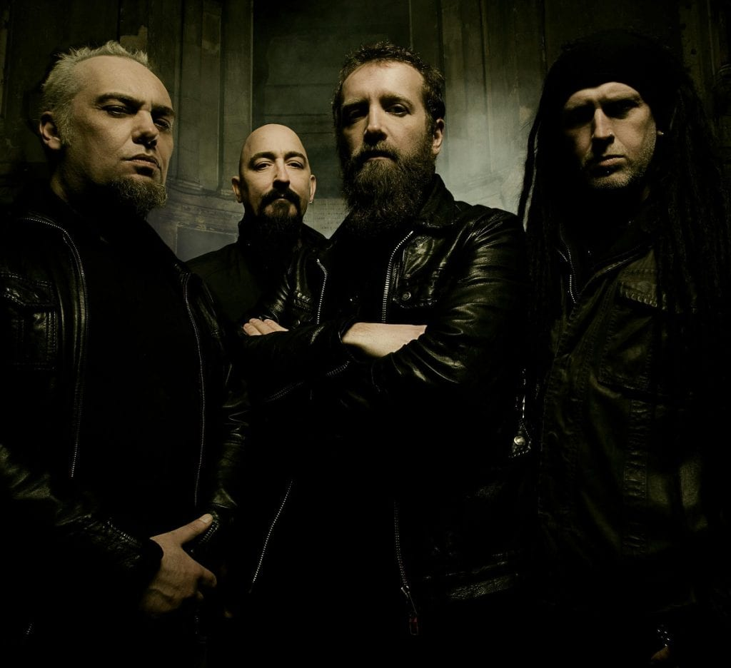 Paradise Lost's'Draconian Times Live MMXI' comes to tape...