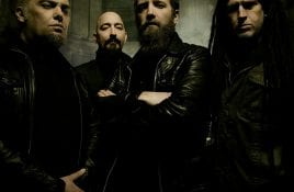 Paradise Lost's 'Draconian Times Live MMXI' comes to tape...