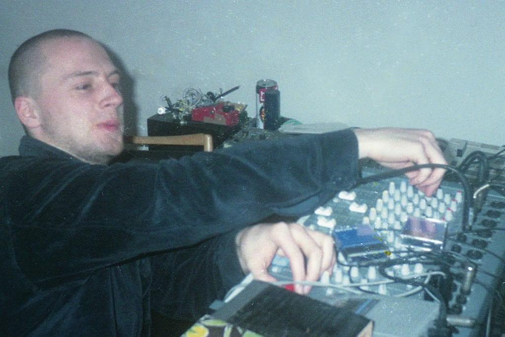 Squarepusher's celebrates 25th anniversary of'Feed Me Weird Things' on WARP with reissue