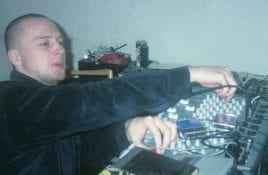 Squarepusher's celebrates 25th anniversary of 'Feed Me Weird Things' on WARP with reissue