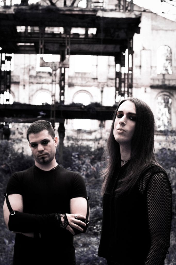 The Italian dark electro act Synapsyche reissues 2016 album'The Abyss Effect' with extra bonus track, a cover of Moby's'Lift me up'