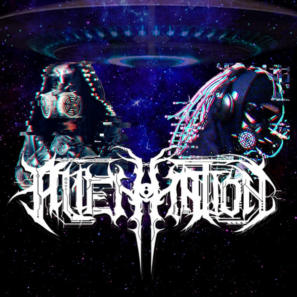 Colombian dark electro act Alien:Nation strike back with 2nd album - check out the album preview
