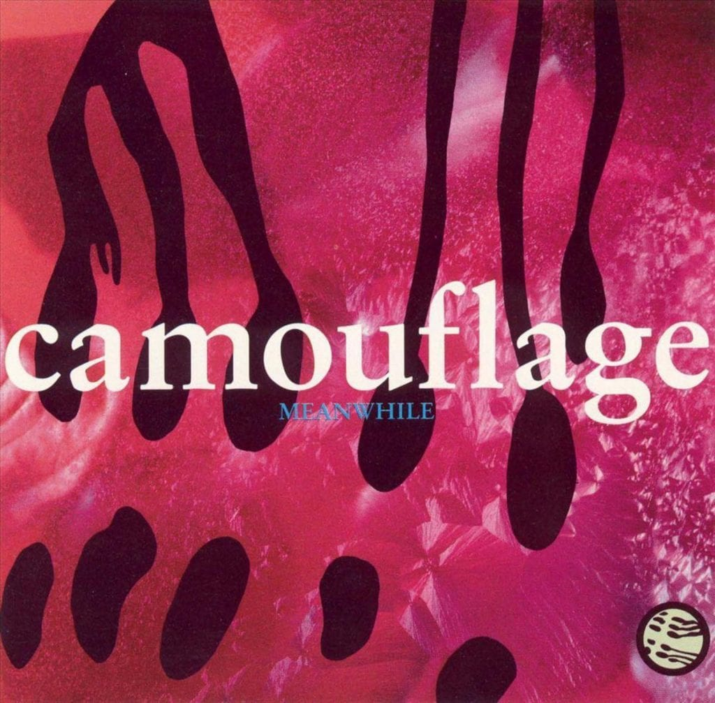 Limited 30th anniversary edition for Camouflage's'Meanwhile' album on 2CD