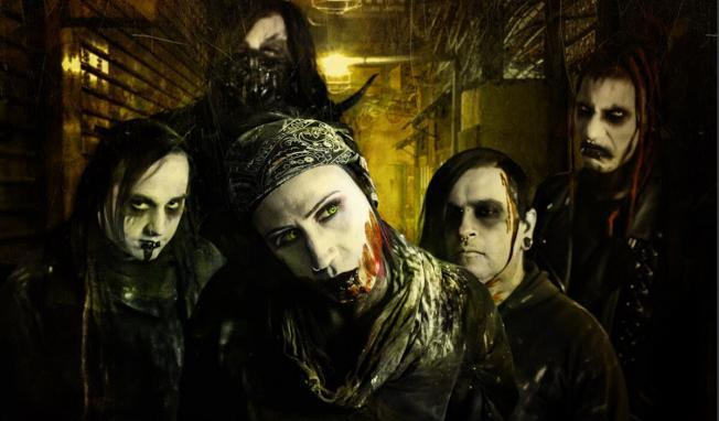 Dawn Of Ashes announce new remix EP, 'Blood of the Titans'