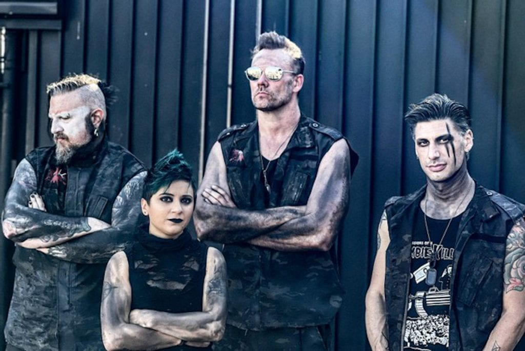 LA industrial act Fleischkrieg unleashes new video for the single'Reach'