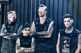 LA industrial act Fleischkrieg unleashes new video for the single 'Reach'