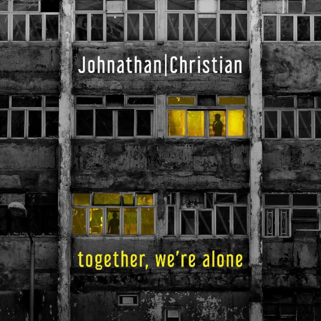 Stockholm based post-Punk duo Johnathan|Christian release new EP:'Together, We're Alone'