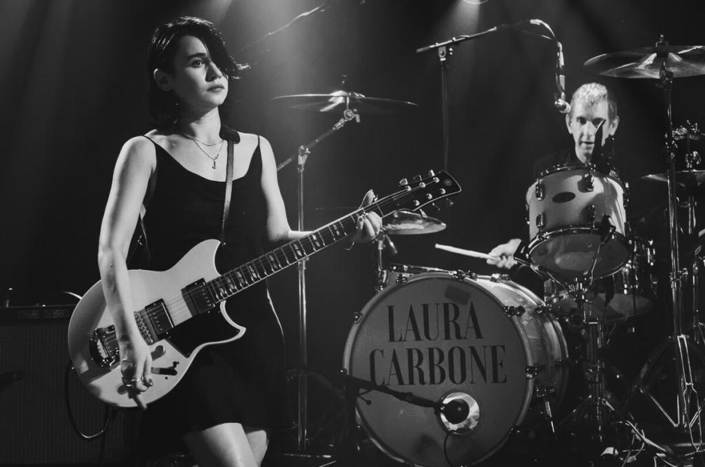 Laura Carbone launches'Nightride' single & video shot live at the Rockpalast in 2019