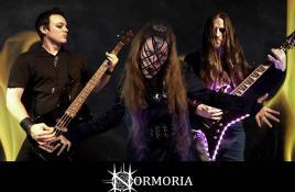 American/Swedish dark electro industrial act Normoria launch 'Land of the rich' video