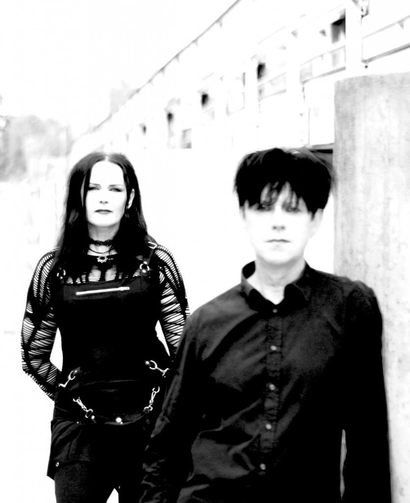 Out today is Clan of Xymox' newest album'Limbo' - check it out