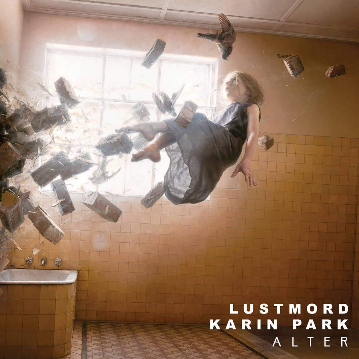 Lustmord & Karin Park collaborate on 'Alter' album - check out the track 'Hiraeth'