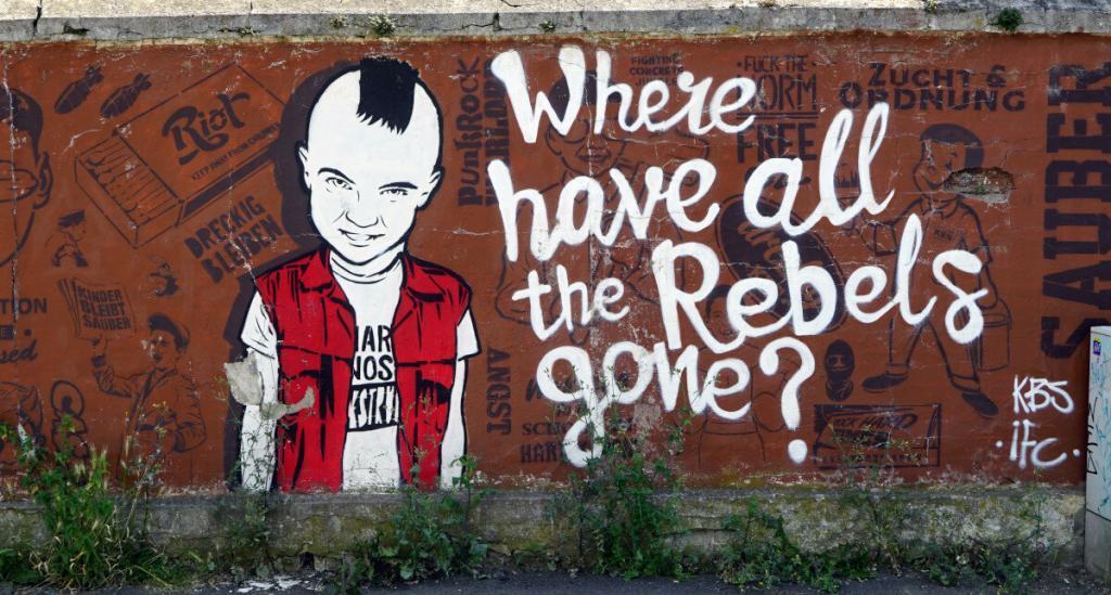 Remembering The UK Punk Rocker Era
