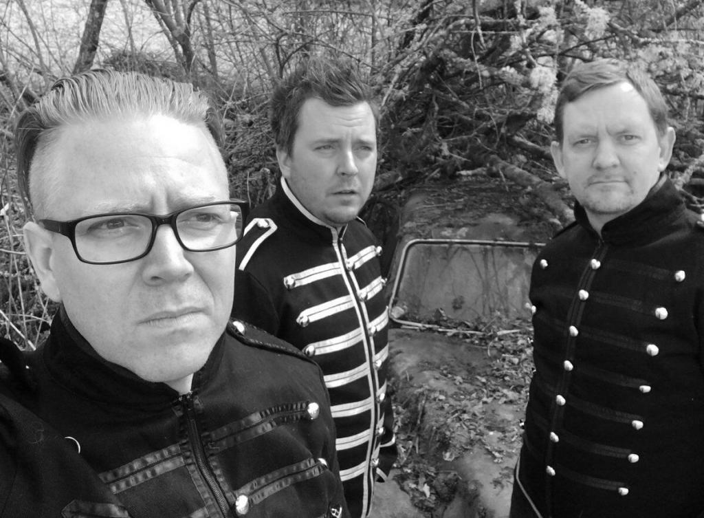 Sweden's Vogon Poetry return with brand new single:'Atomic Skies'