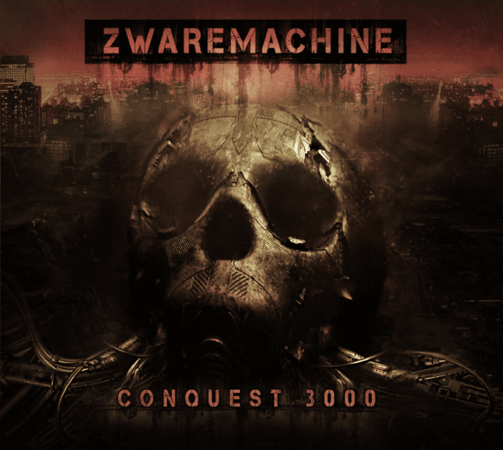 Second album by Zwaremachine is on its way:'Conquest 3000' - check out the album teaser