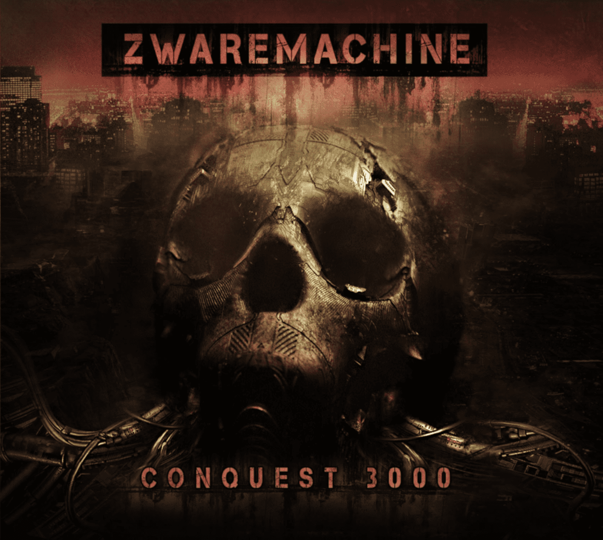 Second album by Zwaremachine is on its way: 'Conquest 3000' - check out the album teaser
