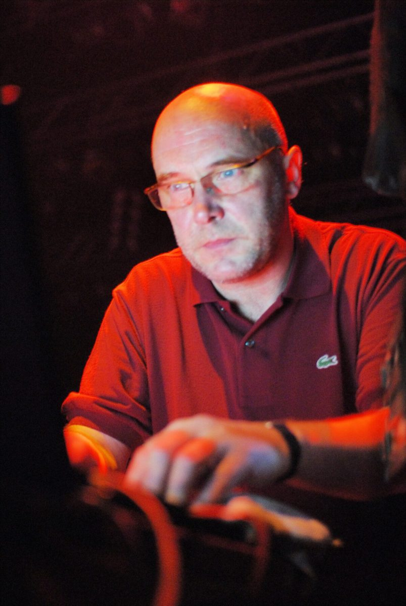 Exclusive preview upcoming remix by Adrian Sherwood of International Thief Thief's 'Media Song'