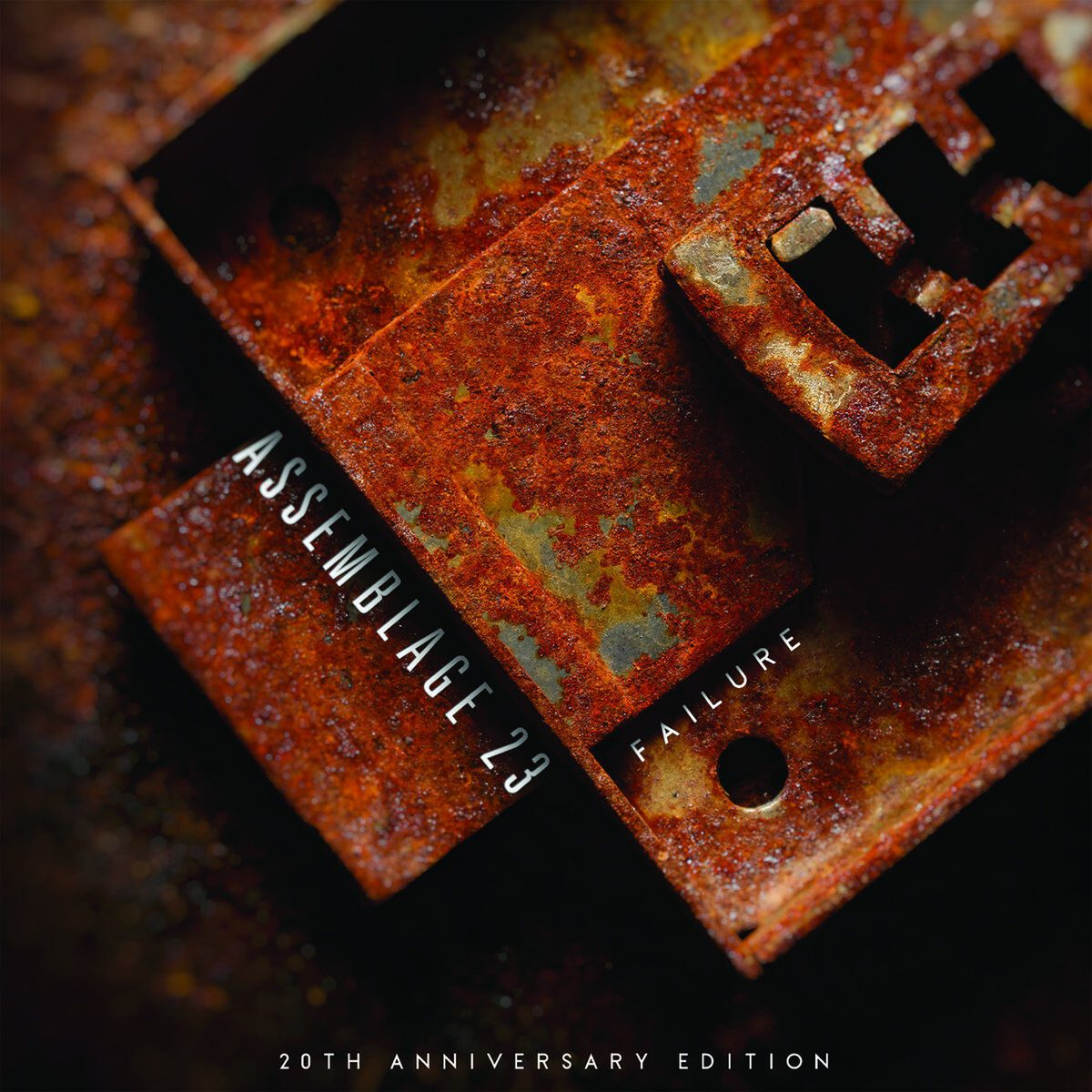 Assemblage 23 sees 'Failure' released as a 20th anniversary edition on 2LP and 2CD