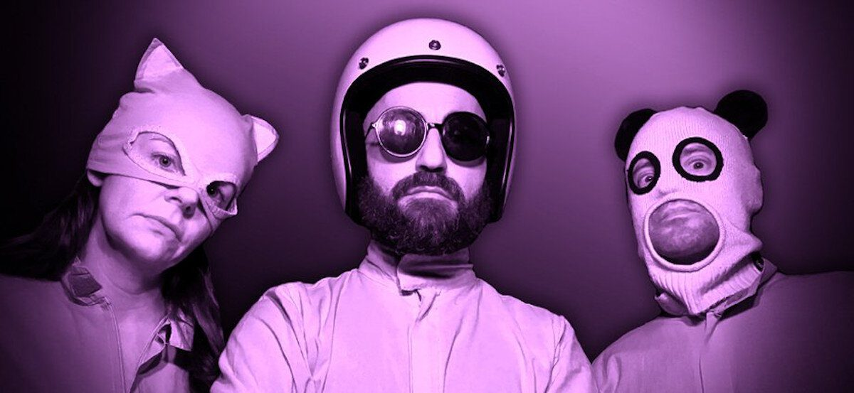 Electroclash/synthpunk act Bikini Death Race announce new album 'Refrigerator' - video for first single 'Frontlines' out now