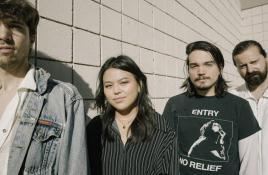 LA based shoegaze act Fime returns with all new single 'Born 2 Love'