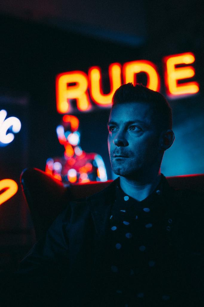 Glasgow-born, Toronto-based synthwave artist Michael Oakley launches new single 'Is There Anybody Out There'