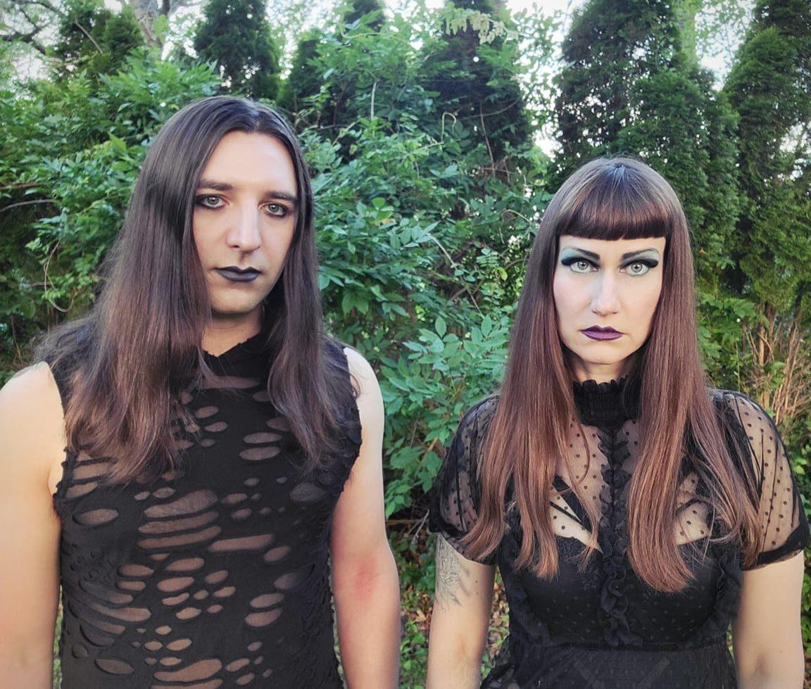 Detroit deathgaze duo, Vazum release new single, 'Votive'
