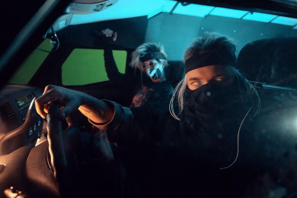 Estonian electropop act Wateva debut with'Disposable Society'