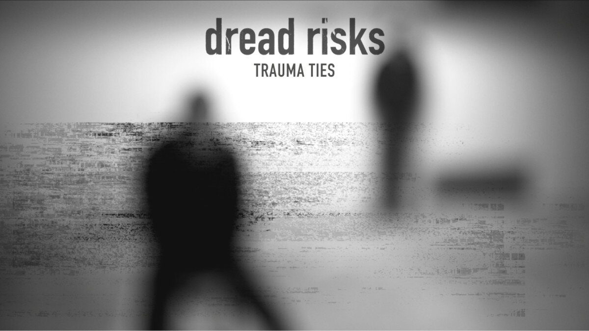 Side-Line exclusive: Electro-industrial duo Dread Risks premieres video for single 'Trauma Ties'