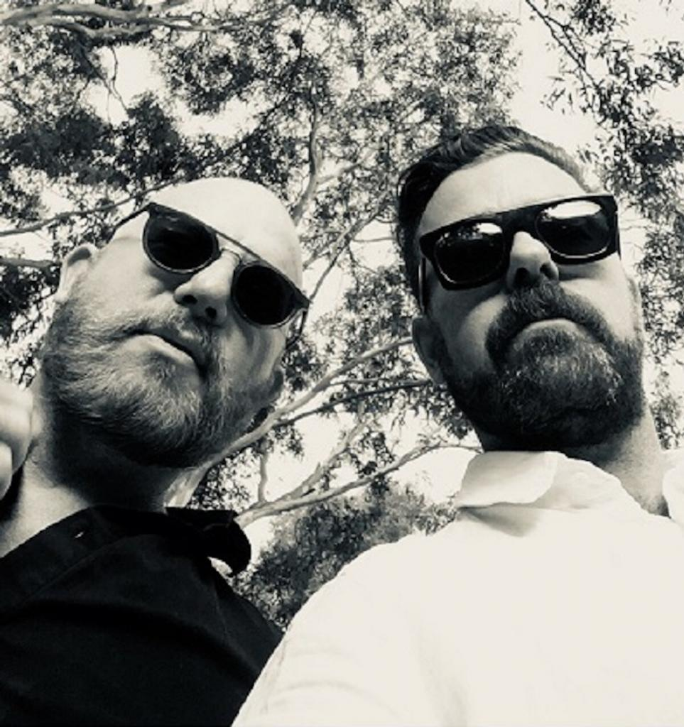Australian post-punk / dark-wave duo The Cold Field offers full length'Hollows' - check video for'Endless Ending'