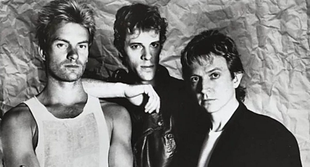 The Police's 1978 CBGB gig in New York will officially be released
