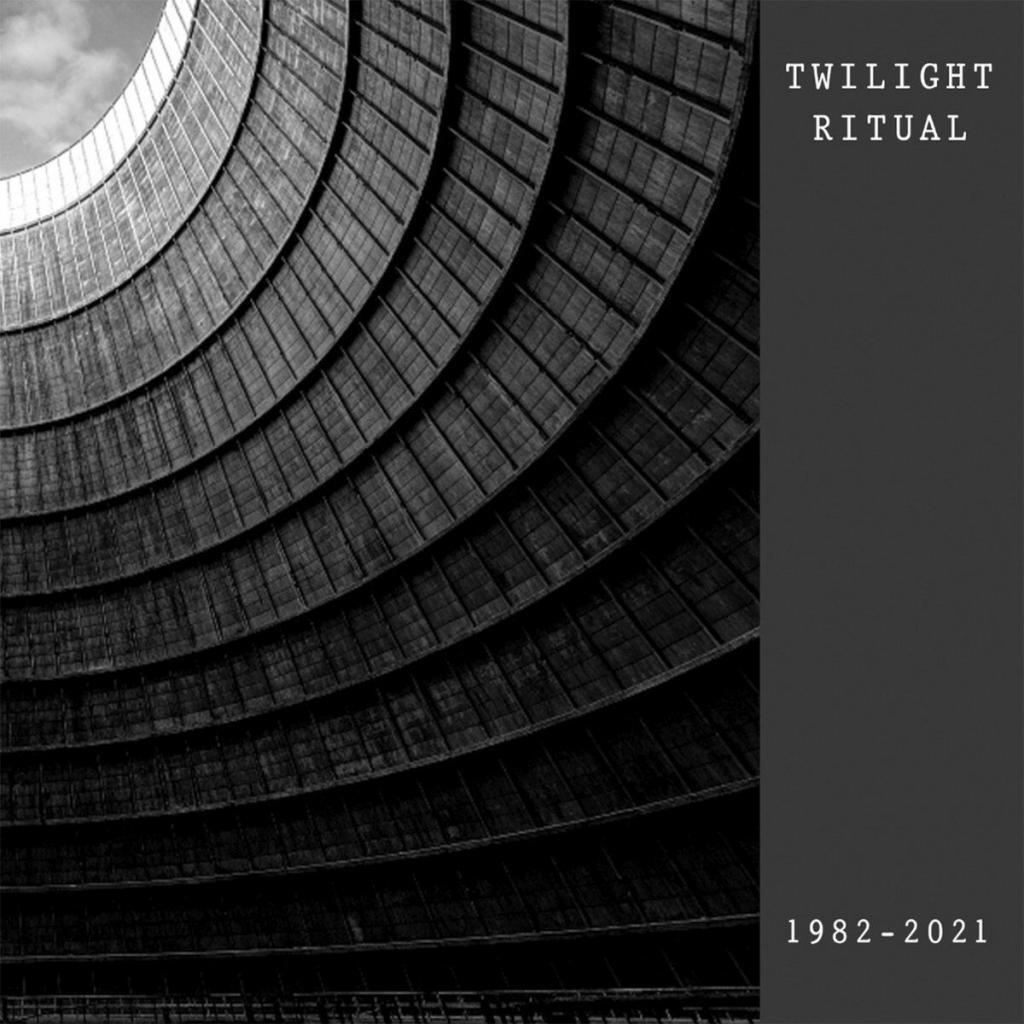 Belgian cult darkwave act Twilight Ritual compiled on '1982-2021', out on Wave Records