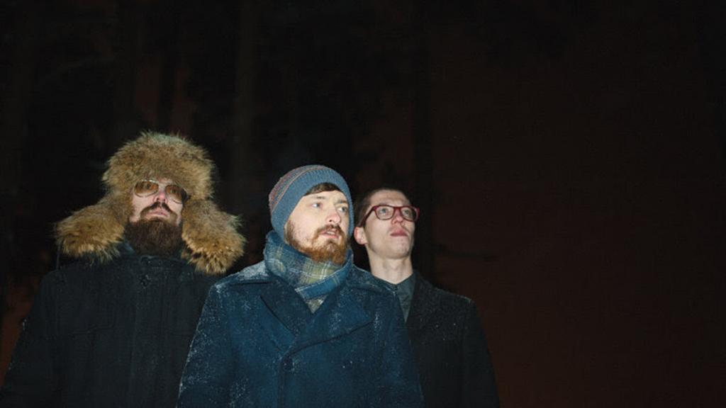 Russian post-punk trio Черная речка (Russian for'Black River') lands on Artoffact Records