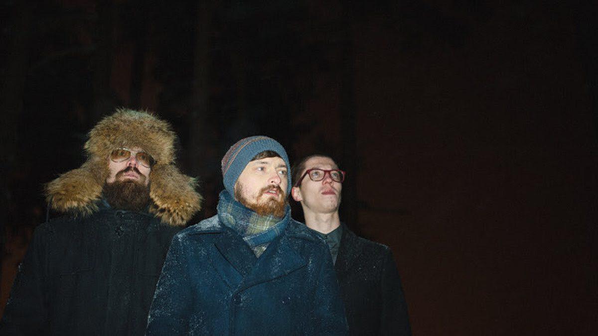 Russian post-punk trio Черная речка (Russian for 'Black River') lands on Artoffact Records