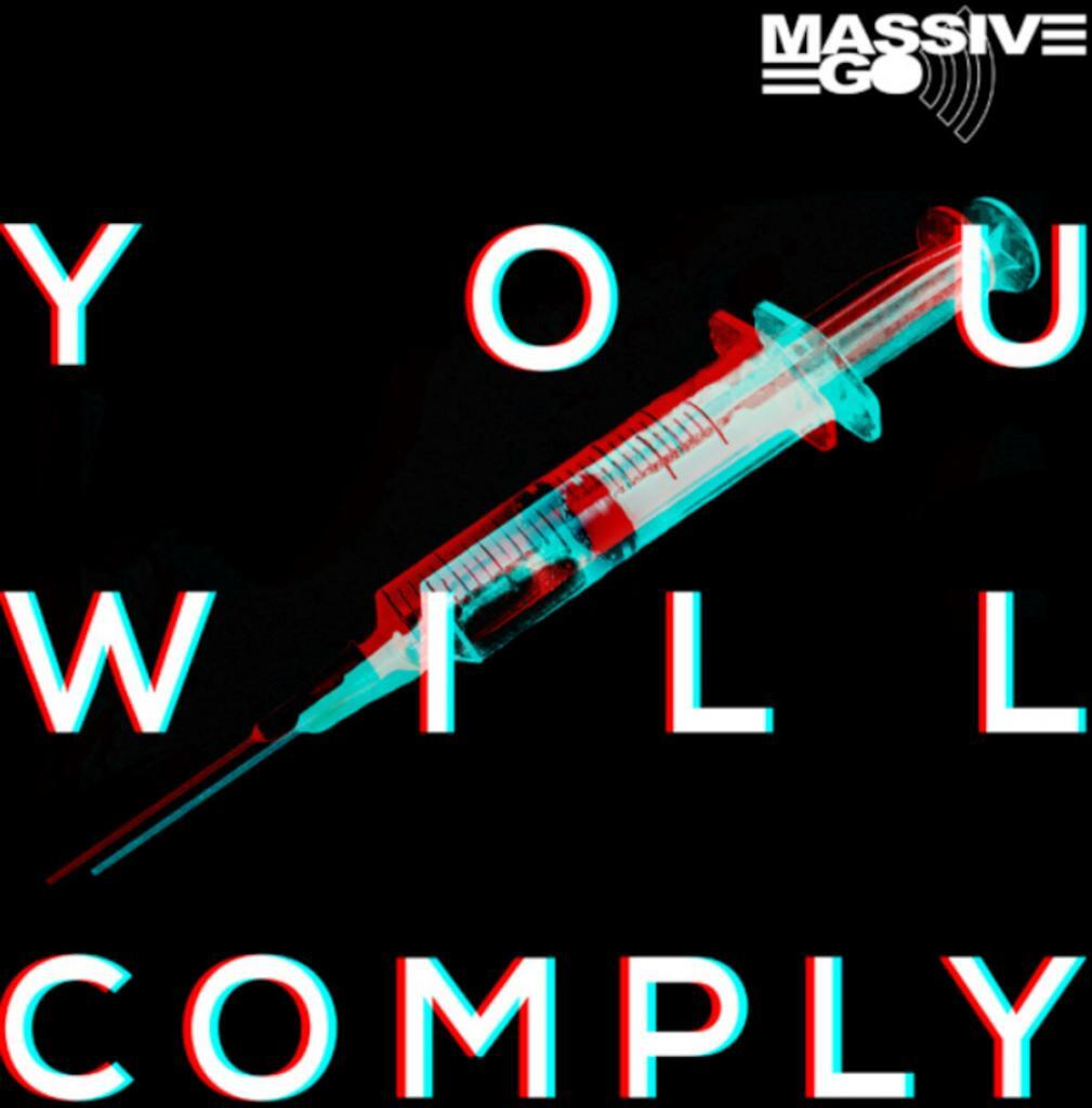 Massive Ego are back with all new single'You will comply'