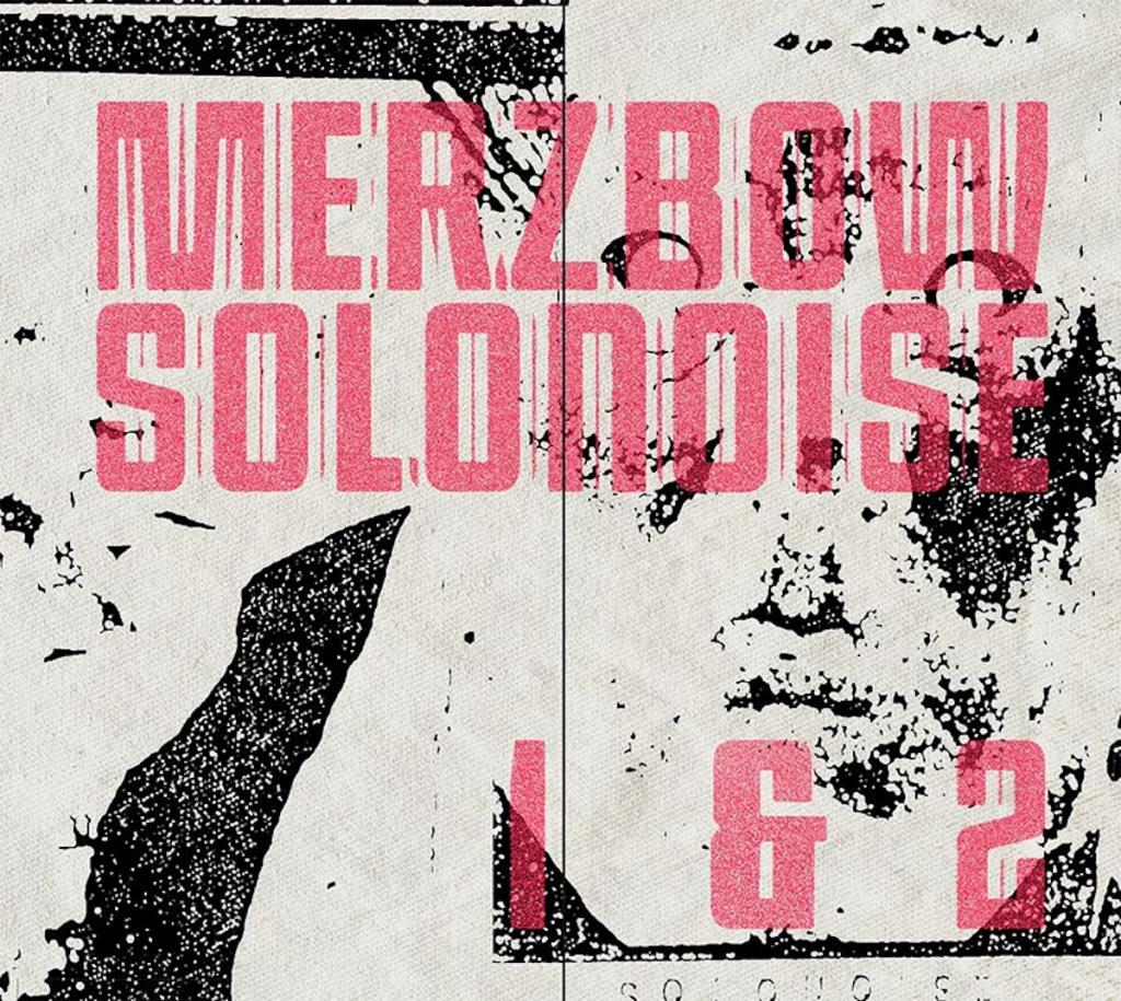 Merzbow sees two legendary tapes released on (double)CD for the very first time:'Solonoise 1&2'