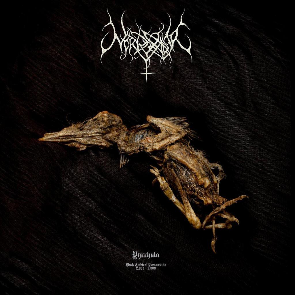 Nordvargr releases vinyl edition of 2008's'Pyrrhula' album