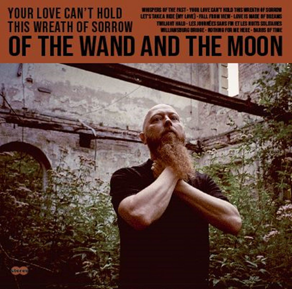 Neo-folk act Of The Wand And The Moon finally back with all new material after 10 years